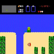 The Legend of Zelda: Ganon's Revenge NES Nintendo Game - Screenshot 1