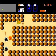 The Legend of Zelda: Ganon's Revenge NES Nintendo Game - Screenshot 2