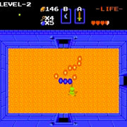 The Legend of Zelda: Ganon's Revenge NES Nintendo Game - Screenshot 3