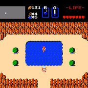 The Legend of Zelda: Ganon's Revenge NES Nintendo Game - Screenshot 4