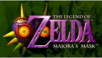 The Legend of Zelda: Majora's Mask Nintendo 64 N64 Game