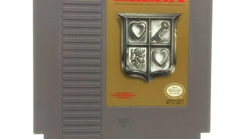 The Legend of Zelda NES Nintendo Game