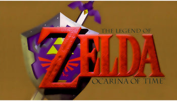 The Legend of Zelda: Ocarina of Time Nintendo 64 N64 Game