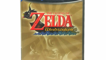The Legend of Zelda: The Wind Waker Nintendo Gamecube Game