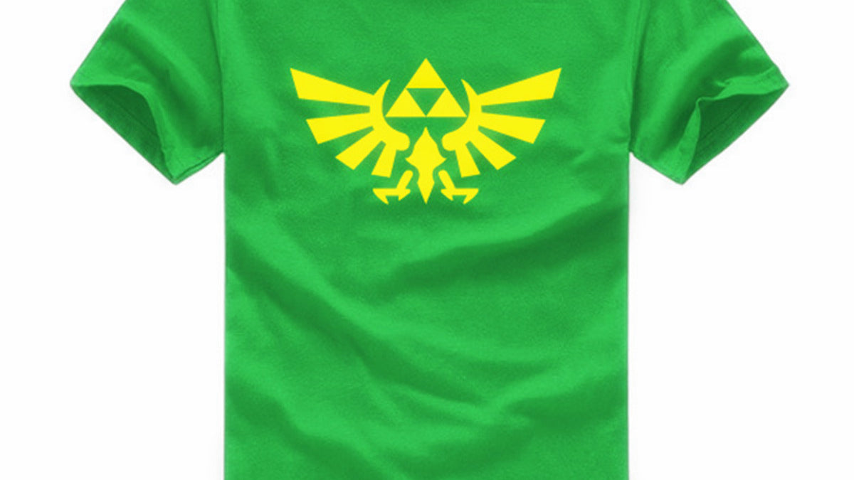 The Legend of Zelda Triforce T-Shirt