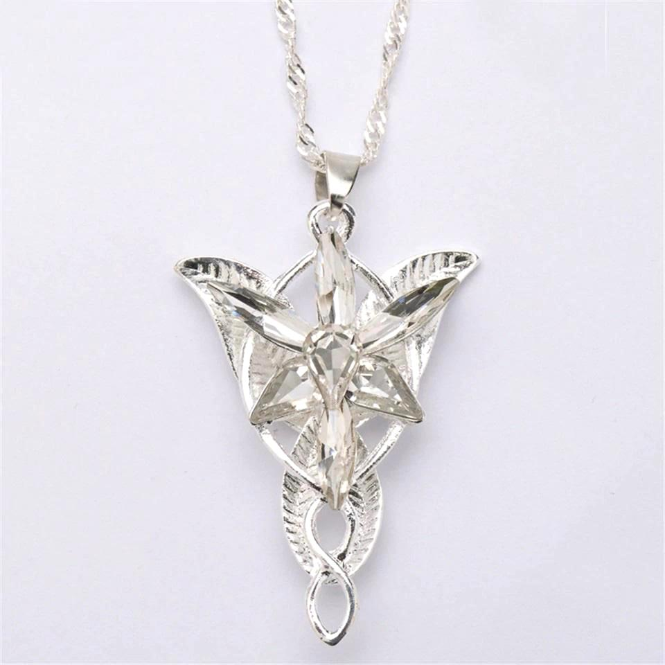 The Lord of the Rings Arwen Evenstar Pendant Necklace