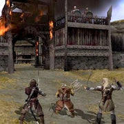 The Lord of the Rings: The Two Towers Sony PlayStation 2 Game - Screenshot