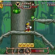 The Magical Quest Starring Mickey Mouse SNES Super Nintendo Game - Screenshot