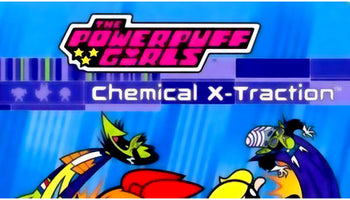 The Powerpuff Girls: Chemical X-Traction Nintendo 64 N64 Game