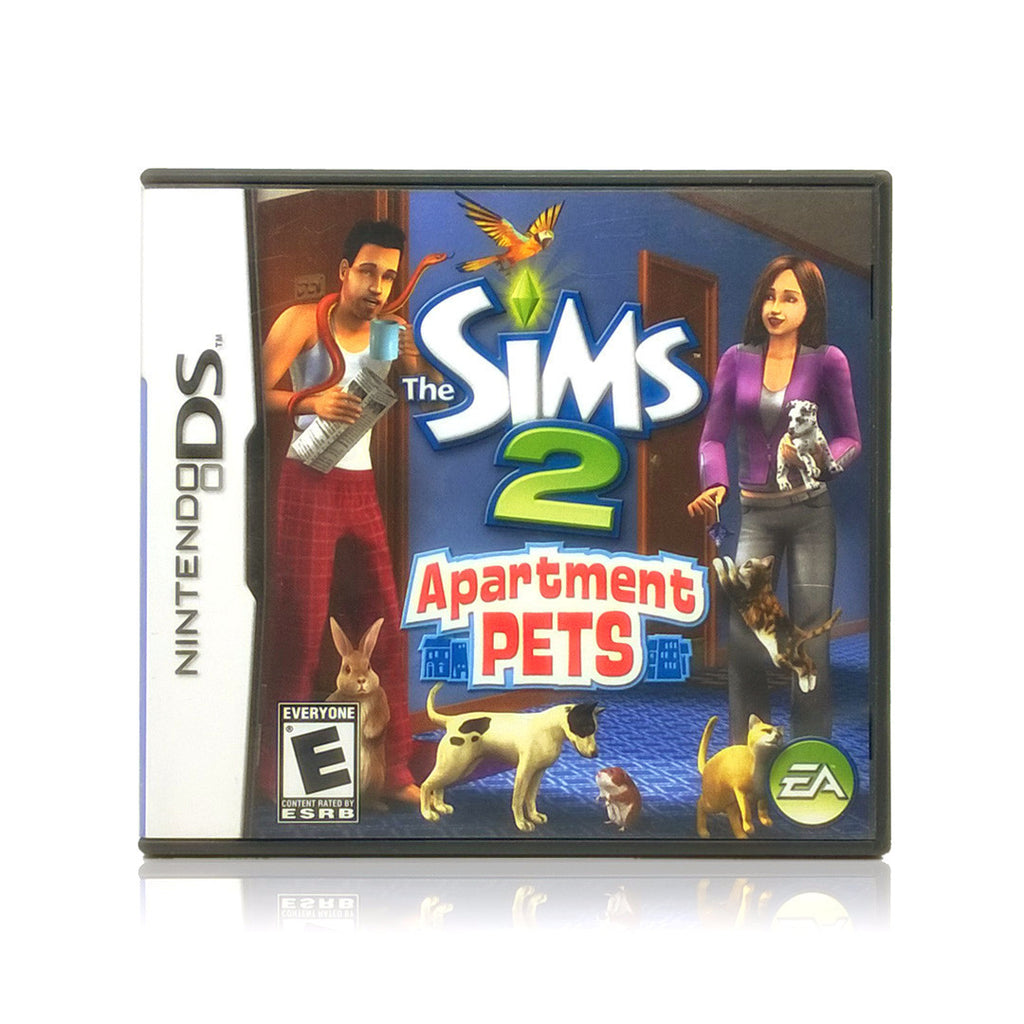 Game movies: the sims 2 apartment pets trailer demo movie patch.