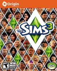 The Sims 3 PC Game Origin Key