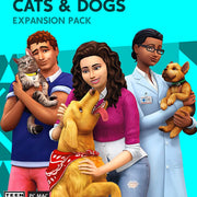 The Sims 4: Cats & Dogs | PC Mac | Origin Digital Download
