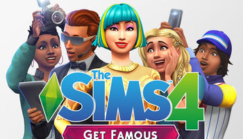 The Sims 4: Get Famous | PC Mac | Origin Digital Download