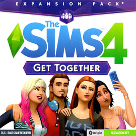 The Sims 4: Get Together PC Game Origin CD Key