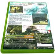 Tom Clancy's Ghost Recon: Island Thunder for Xbox - Back of case
