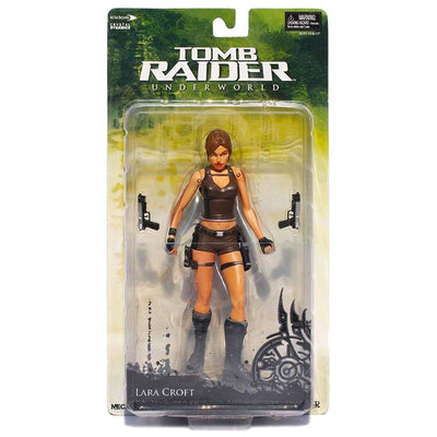 Tomb Raider Underworld Lara Croft 7 inch NECA Action Figure