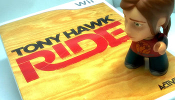 Tony Hawk: Ride Nintendo Wii Game