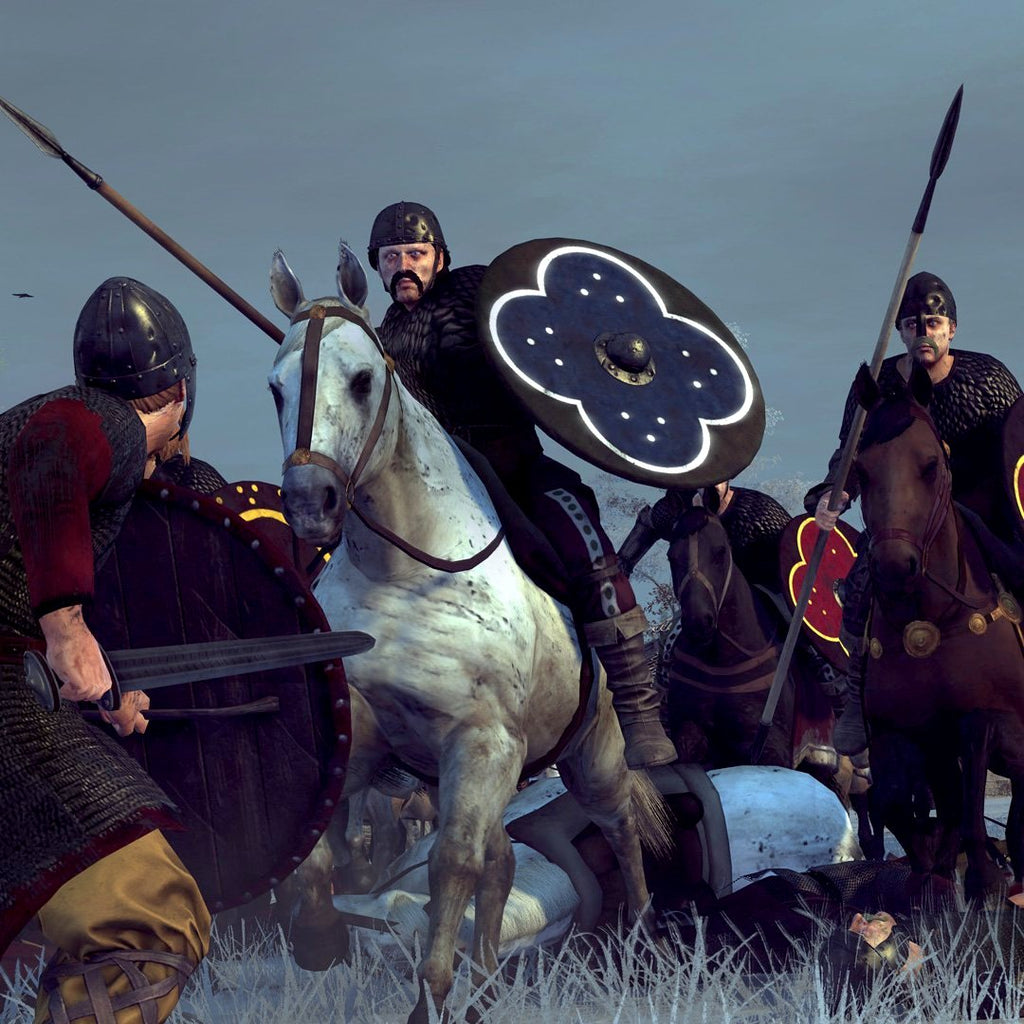 Total War: ATTILA - Age of Charlemagne Campaign Pack Steam CD Key - Screenshot 4