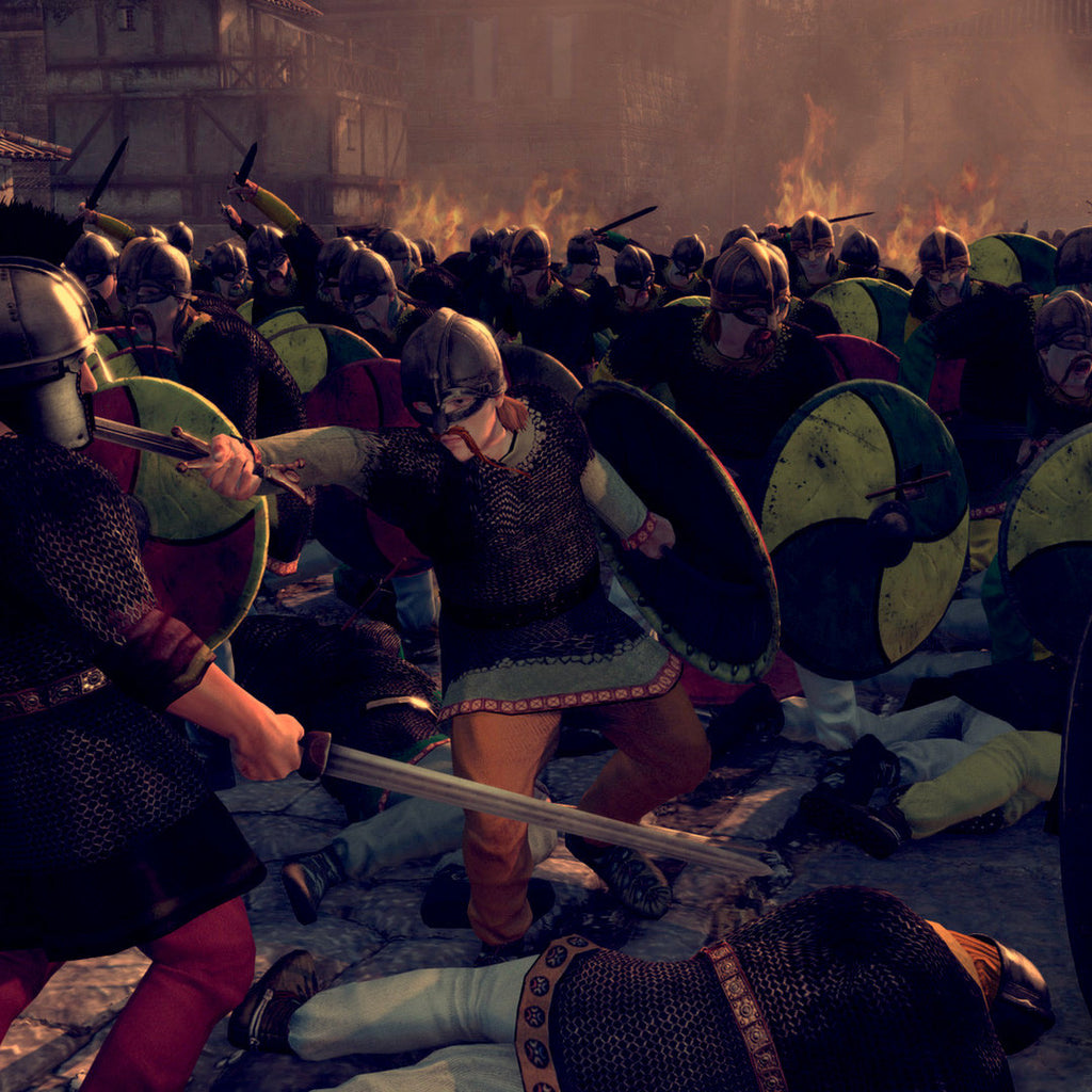 Total War: ATTILA PC Game Steam Digital Download - Screenshot