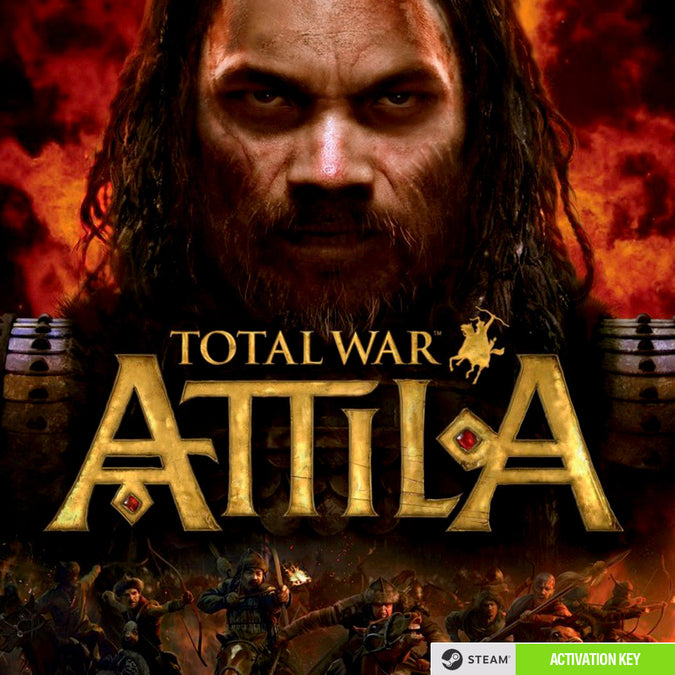 Total War: ATTILA PC Game Steam Digital Download