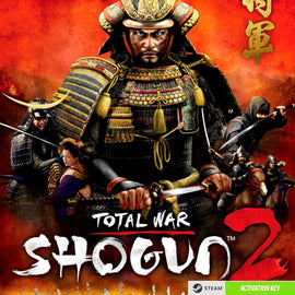 Total War: SHOGUN 2 PC Game Steam CD Key