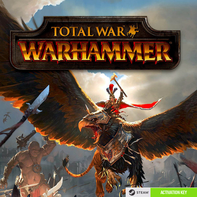 Total War: WARHAMMER PC Game Steam Digital Download