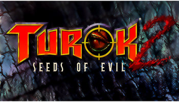 Turok 2: Seeds of Evil Nintendo 64 N64 Game
