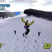 Twisted Edge: Extreme Snowboarding Nintendo 64 N64 Game - Screenshot