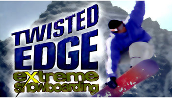 Twisted Edge: Extreme Snowboarding Nintendo 64 N64 Game