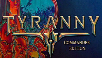 Tyranny: Commander Edition PC Game Steam Digital Download