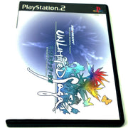 Unlimited SaGa for PlayStation 2 (Import) - Front of case
