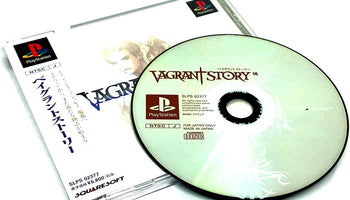 Vagrant Story for PlayStation (Import)