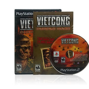 Vietcong: Purple Haze | PlayStation 2 | Case, Manual & Disc