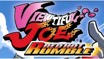 Viewtiful Joe: Red Hot Rumble Nintendo Gamecube Game