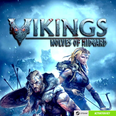 Vikings: Wolves of Midgard PC Game Steam CD Key