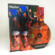Virtua Fighter 4 Import Sony PlayStation 2 Game