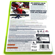 NHL 11 for Xbox 360 - Back of case