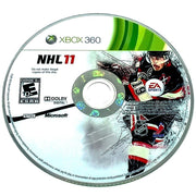 NHL 11 for Xbox 360 - Game disc