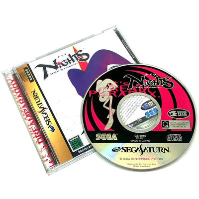 Nights Into Dreams... for Saturn (import)