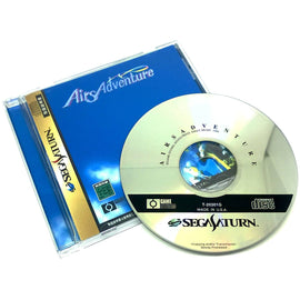 Airs Adventure for Saturn (import)