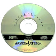 Airs Adventure for Saturn (import) - Game disc