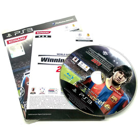 World Soccer Winning Eleven 2011 for PlayStation 3 (import)