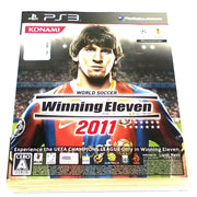 World Soccer Winning Eleven 2011 for PlayStation 3 (import) - Front of case