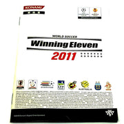 World Soccer Winning Eleven 2011 for PlayStation 3 (import) - Front of manual