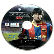 World Soccer Winning Eleven 2011 for PlayStation 3 (import) - Game disc