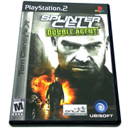 Tom Clancy's Splinter Cell: Double Agent for PlayStation 2 - Front of case