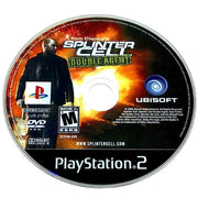 Tom Clancy's Splinter Cell: Double Agent for PlayStation 2 - Game disc
