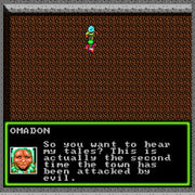 War of the Dead English Reproduction TurboGrafx-16 Game - Screenshot 1