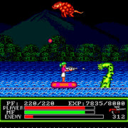 War of the Dead English Reproduction TurboGrafx-16 Game - Screenshot 3