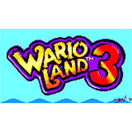 Wario Land 3 Nintendo Game Boy Color Game